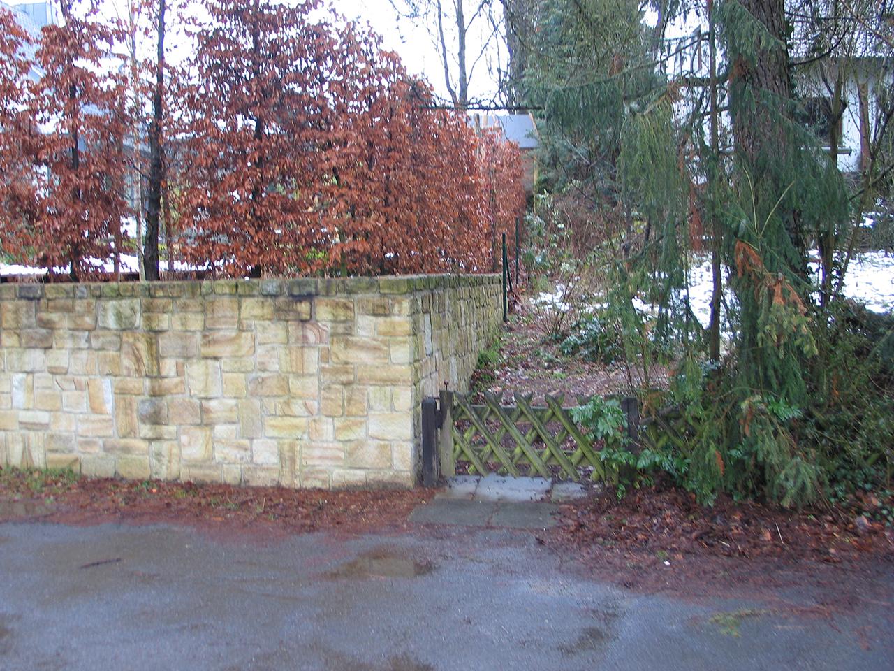 Mauern/Treppen - G. Stein Garten und Landschaftsbau